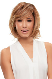 wig short blonde for women